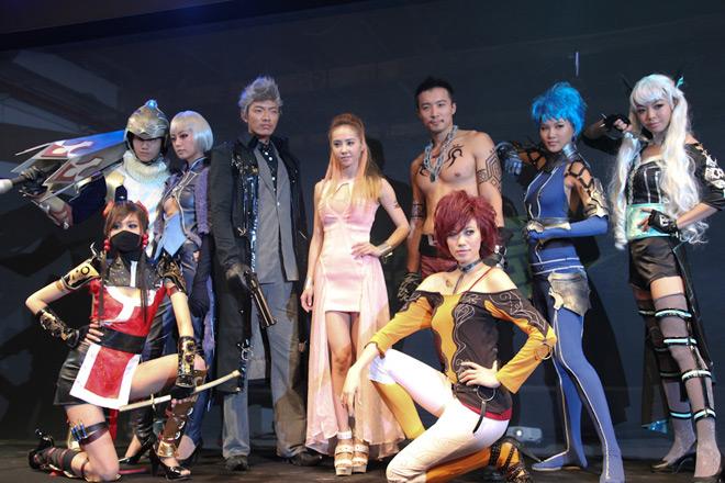 Cosplay Cyphers cực chất tại lễ ra mắt ở Đài Loan - Ảnh 14