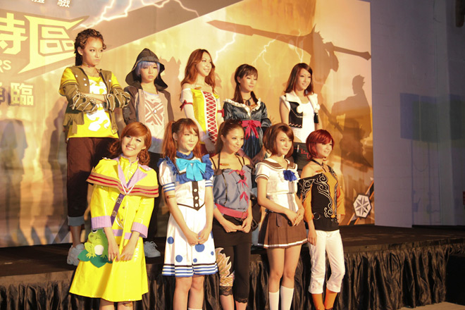Cosplay Cyphers cực chất tại lễ ra mắt ở Đài Loan - Ảnh 15
