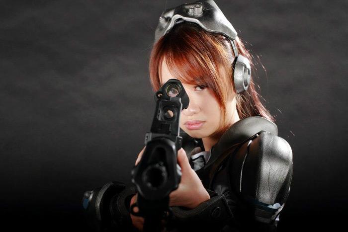 Nữ chiến binh gợi cảm của StarCraft II - Ảnh 3