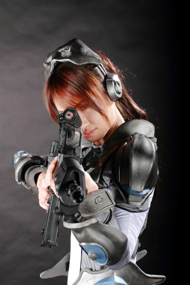 Nữ chiến binh gợi cảm của StarCraft II