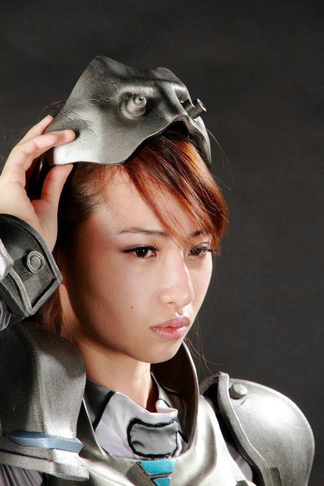 Nữ chiến binh gợi cảm của StarCraft II - Ảnh 13