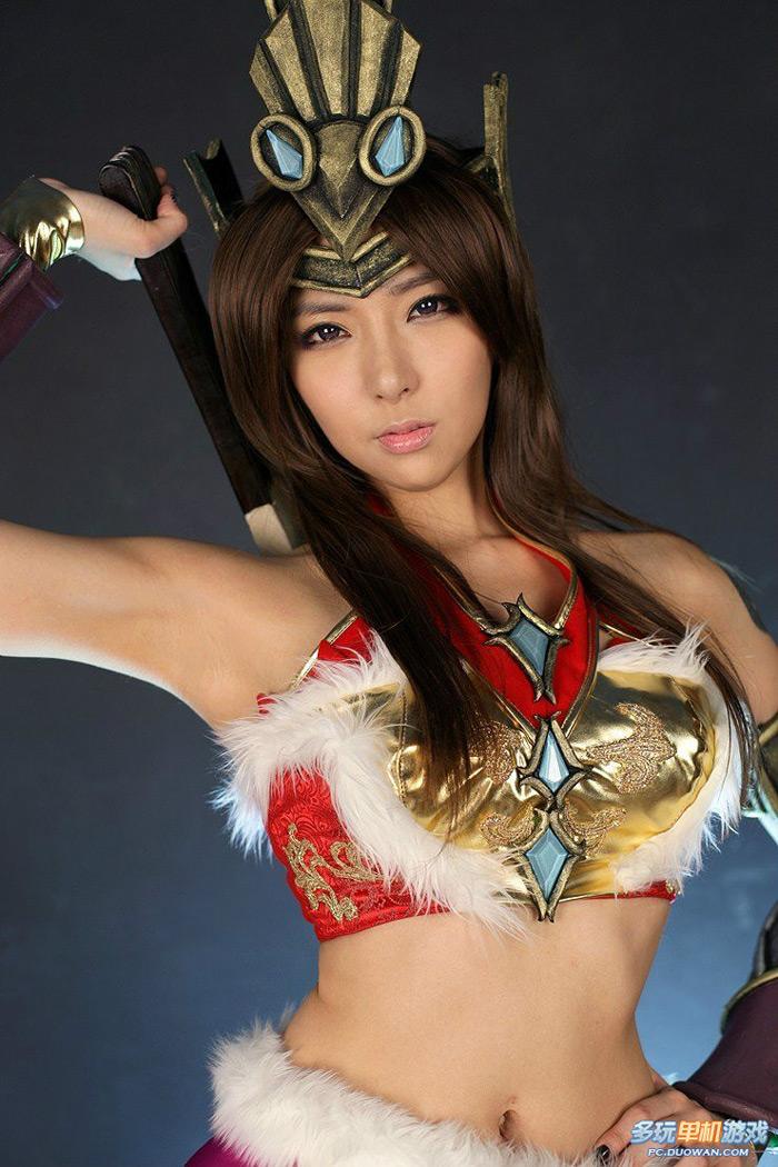 Nữ hiệp gợi cảm của Thanh San Biệt Khúc - Ảnh 4
