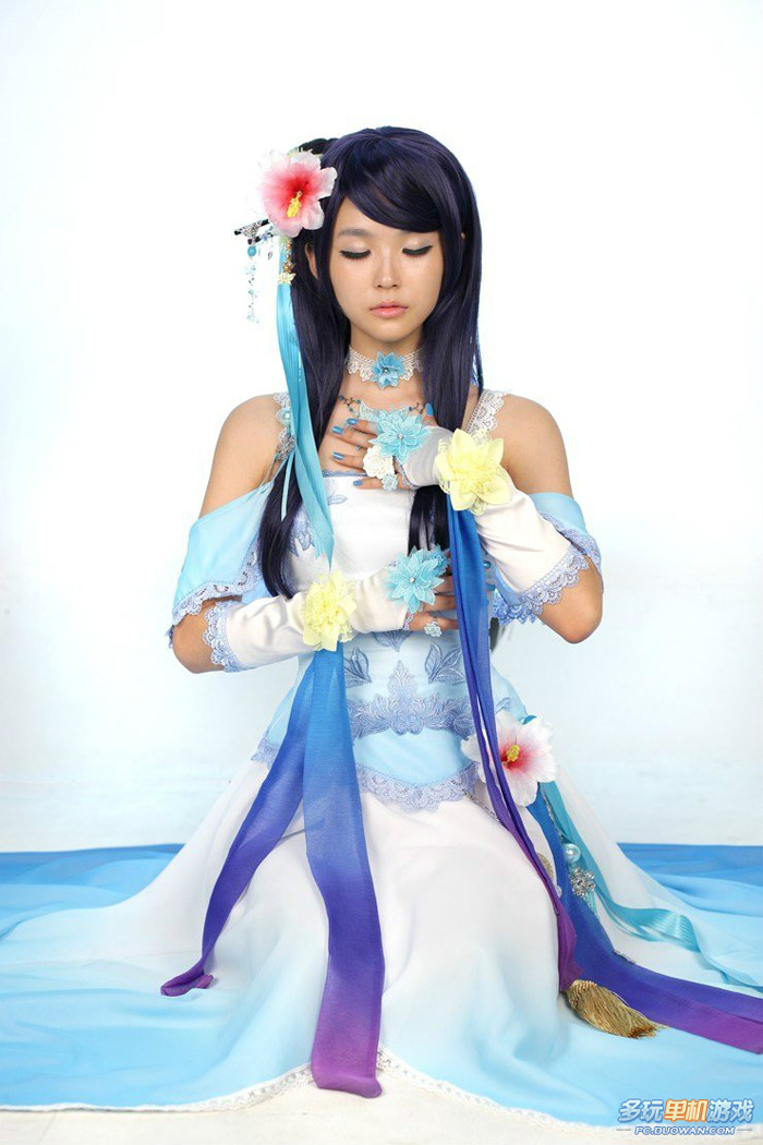 Nữ hiệp gợi cảm của Thanh San Biệt Khúc - Ảnh 11