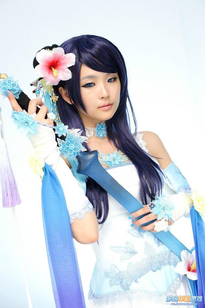 Nữ hiệp gợi cảm của Thanh San Biệt Khúc - Ảnh 13