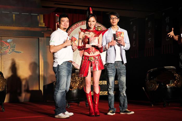 Mãn nhãn với cosplay Thủy Hử Truyền Kỳ tại Đài Loan - Ảnh 1