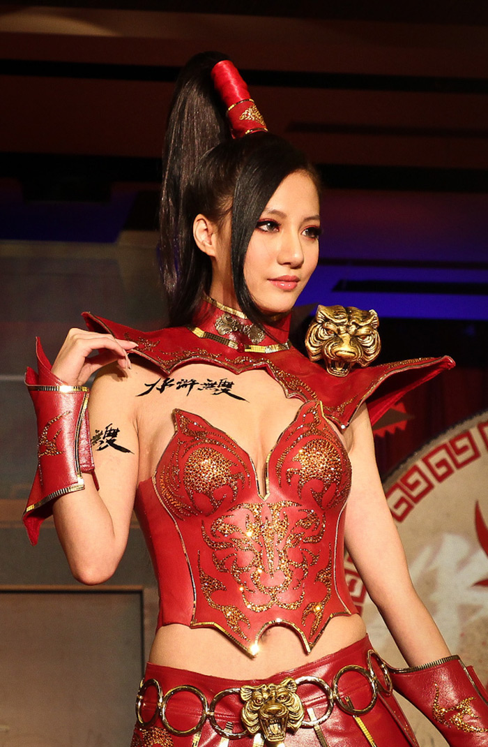 Mãn nhãn với cosplay Thủy Hử Truyền Kỳ tại Đài Loan - Ảnh 3
