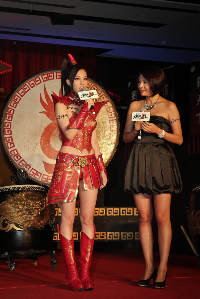 Mãn nhãn với cosplay Thủy Hử Truyền Kỳ tại Đài Loan - Ảnh 4