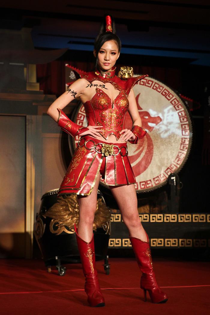 Mãn nhãn với cosplay Thủy Hử Truyền Kỳ tại Đài Loan - Ảnh 6