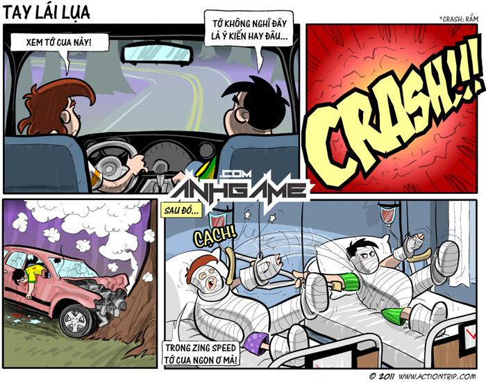 Zing Speed: Tay lái lụa - Ảnh 2