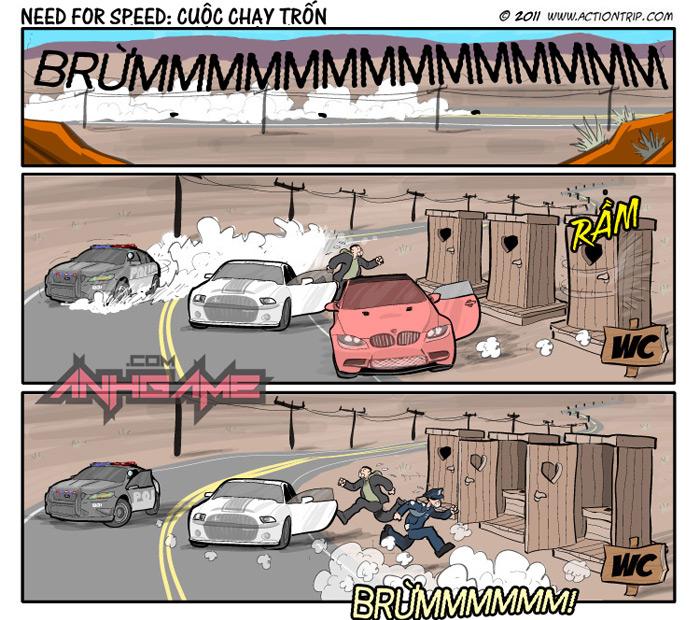 Need for Speed: Cuộc chạy trốn - Ảnh 2