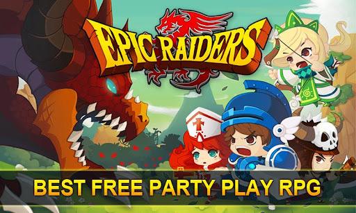 Epic Raiders: Những kỵ sĩ huyền thoại - Ảnh 1