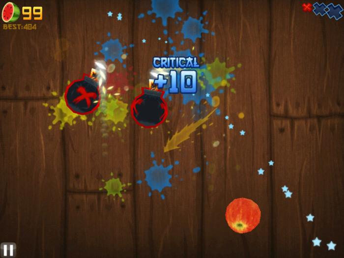 """Fruit Ninja: """"Hiệp sĩ"""" chém trái cây - Ảnh 4"""