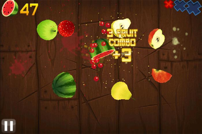 """Fruit Ninja: """"Hiệp sĩ"""" chém trái cây - Ảnh 5"""