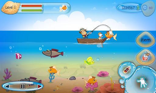 Funny Fishing: Câu cá miễn phí lại được vui vẻ - Ảnh 2