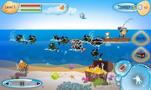 Funny Fishing: Câu cá miễn phí lại được vui vẻ - Ảnh 5