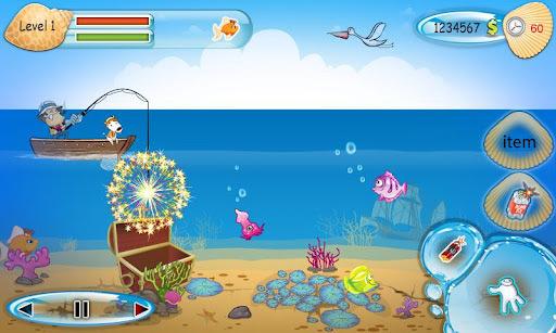 Funny Fishing: Câu cá miễn phí lại được vui vẻ