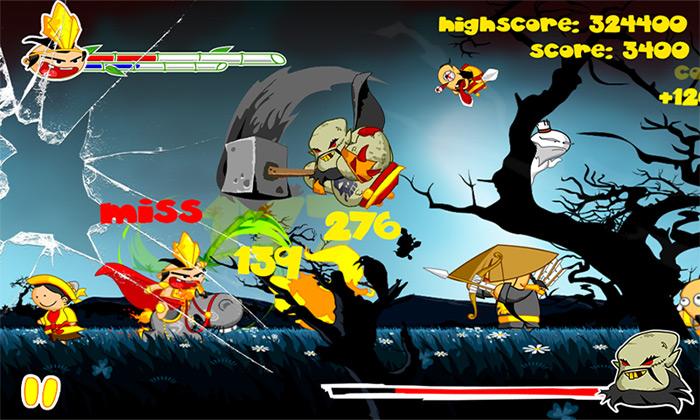 Gióng: Game thuần Việt của Zendios cho iOS - Ảnh 4