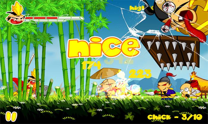 Gióng: Game thuần Việt của Zendios cho iOS - Ảnh 5