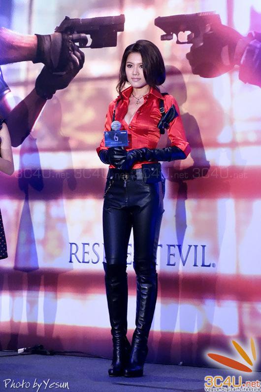Nàng Ada Wong gợi cảm trong lễ ra mắt Resident Evil 6 - Ảnh 14