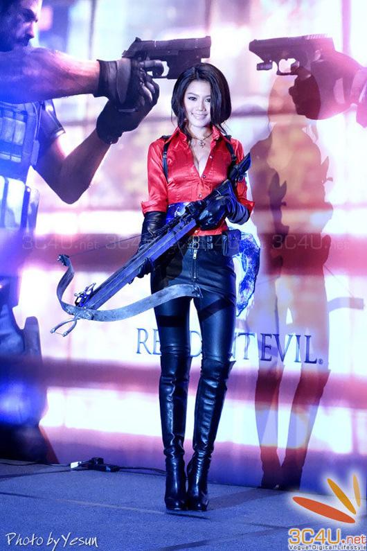 Nàng Ada Wong gợi cảm trong lễ ra mắt Resident Evil 6 - Ảnh 20