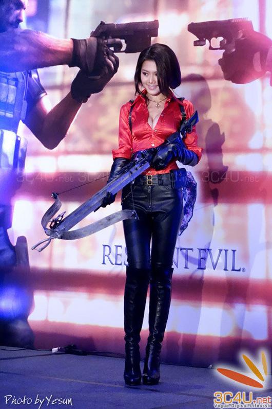 Nàng Ada Wong gợi cảm trong lễ ra mắt Resident Evil 6 - Ảnh 21