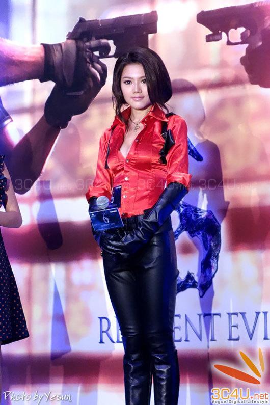 Nàng Ada Wong gợi cảm trong lễ ra mắt Resident Evil 6 - Ảnh 24