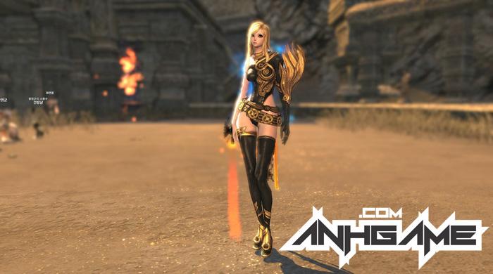 Cận cảnh vòng 1 các nữ hiệp trong Blade & Soul - Ảnh 11