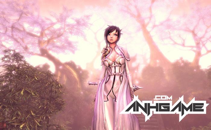 Cận cảnh vòng 1 các nữ hiệp trong Blade & Soul