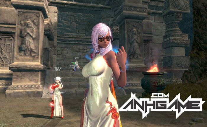 Cận cảnh vòng 1 các nữ hiệp trong Blade & Soul - Ảnh 22