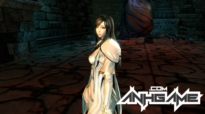 Cận cảnh vòng 1 các nữ hiệp trong Blade & Soul - Ảnh 25