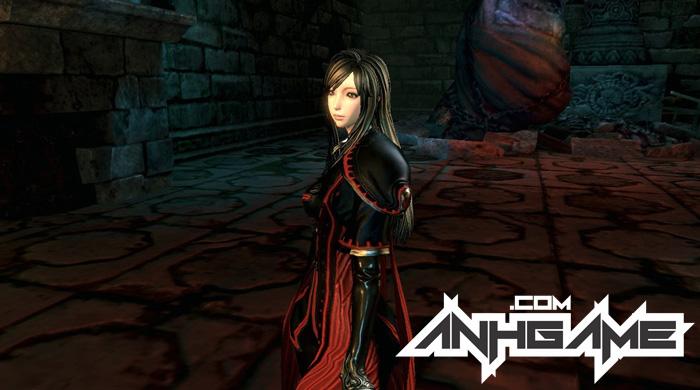 Cận cảnh vòng 1 các nữ hiệp trong Blade & Soul - Ảnh 27