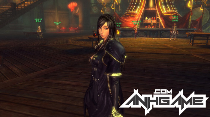 Cận cảnh vòng 1 các nữ hiệp trong Blade & Soul - Ảnh 28