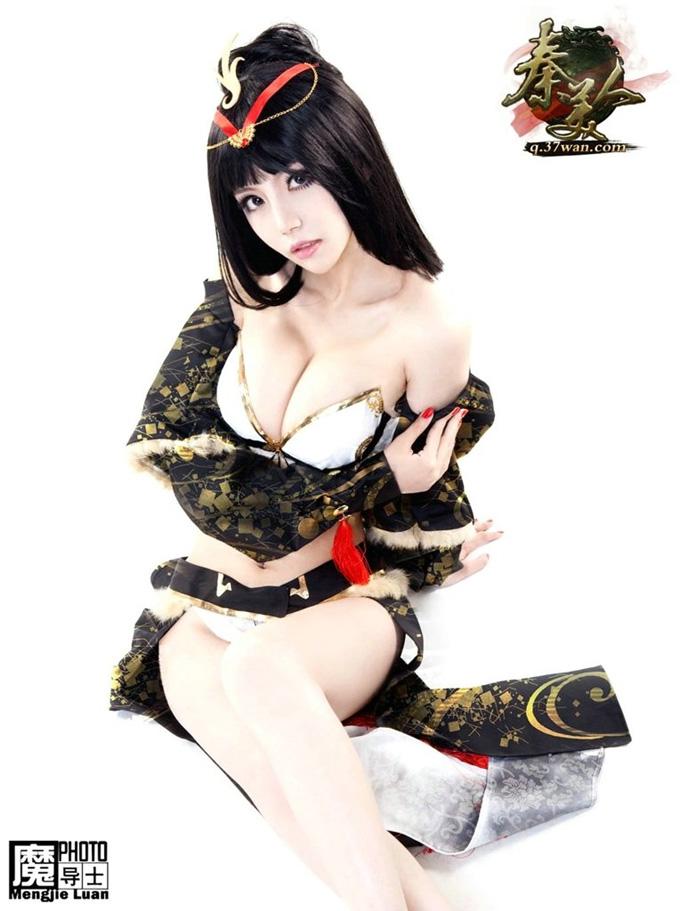 Ngắm dàn mỹ nữ khoe ngực khủng của Tần Mỹ Nhân - Ảnh 24