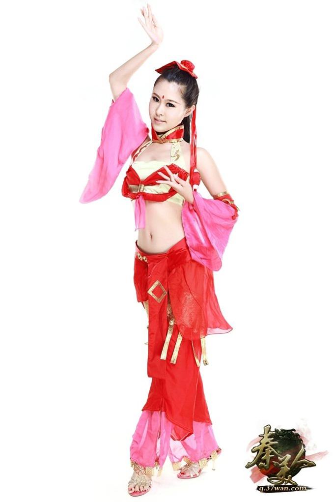 Ngắm dàn mỹ nữ khoe ngực khủng của Tần Mỹ Nhân - Ảnh 27