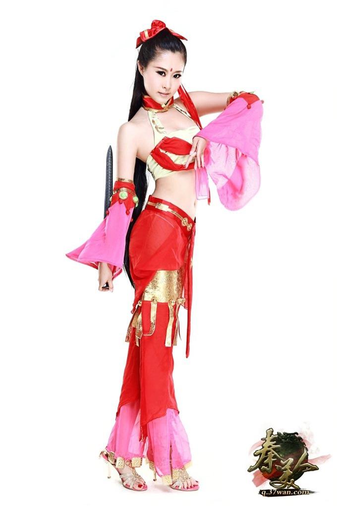 Ngắm dàn mỹ nữ khoe ngực khủng của Tần Mỹ Nhân - Ảnh 39