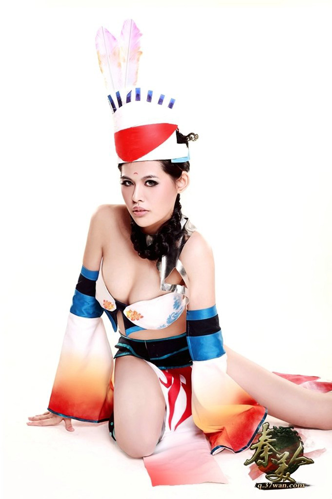 Ngắm dàn mỹ nữ khoe ngực khủng của Tần Mỹ Nhân - Ảnh 57