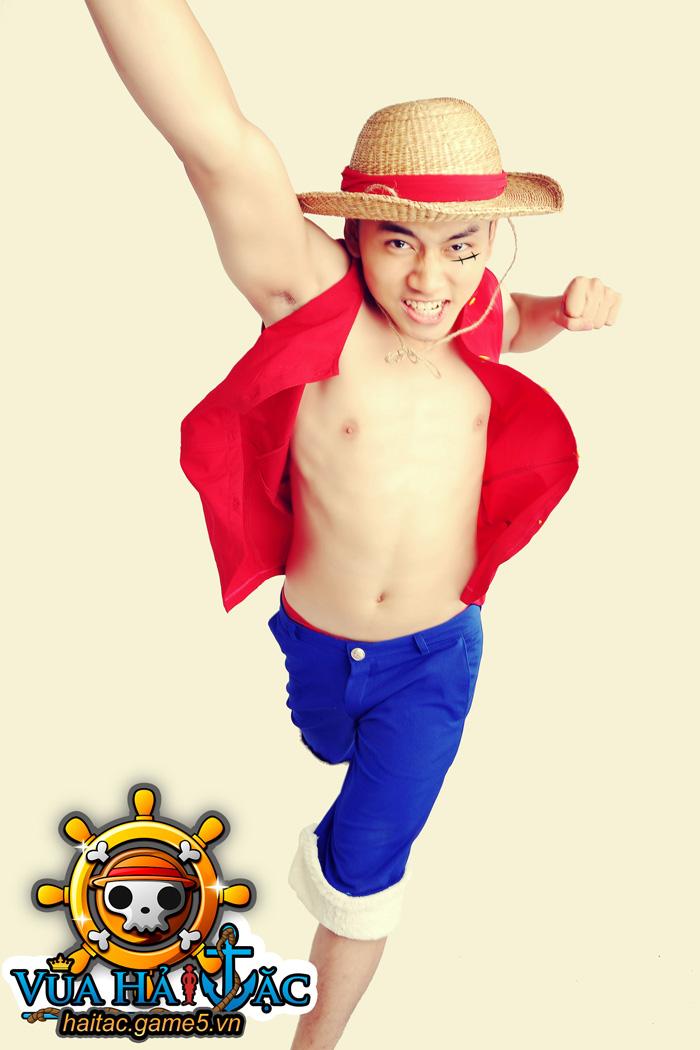 Antei Nguyễn hóa thân thành Luffy trong Vua Hải Tặc - Ảnh 2