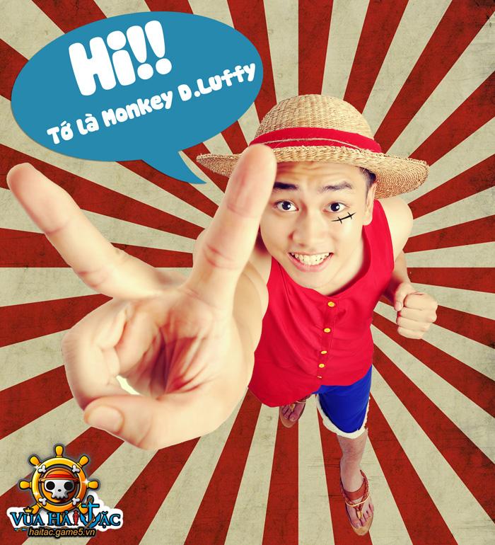 Antei Nguyễn hóa thân thành Luffy trong Vua Hải Tặc - Ảnh 15