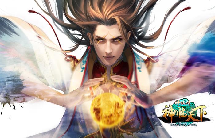 Mát mắt với loạt hình nền của Thần Tiên Truyền - Ảnh 10
