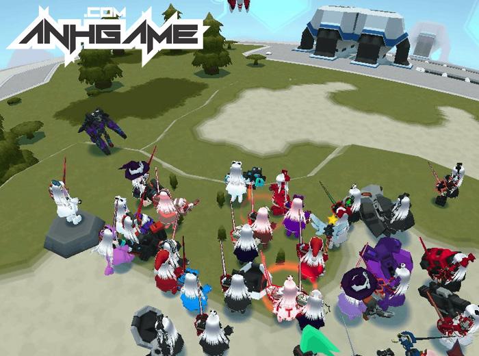 Nhìn cận cảnh Cosmic Break – Đấu Trường Robot - Ảnh 21