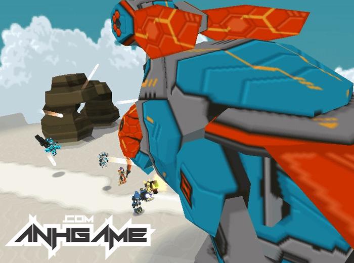Nhìn cận cảnh Cosmic Break – Đấu Trường Robot - Ảnh 33