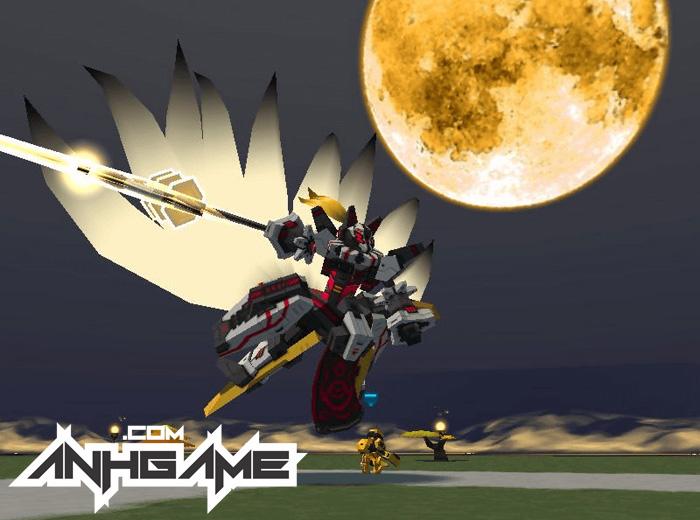 Nhìn cận cảnh Cosmic Break – Đấu Trường Robot - Ảnh 38