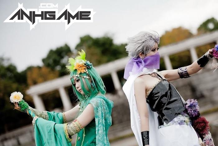 Final Fantasy IV: Nàng Rydia xinh đẹp của làng Mist - Ảnh 5