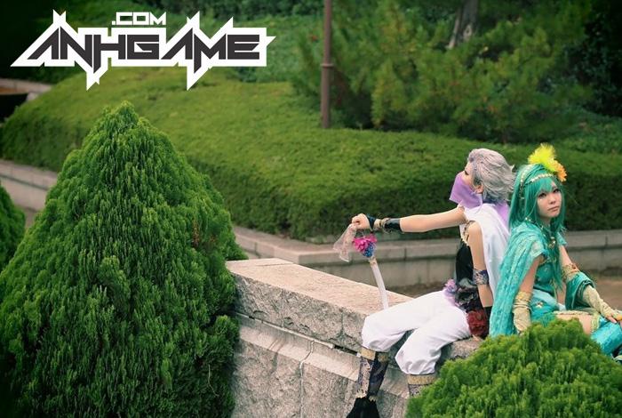 Final Fantasy IV: Nàng Rydia xinh đẹp của làng Mist - Ảnh 6