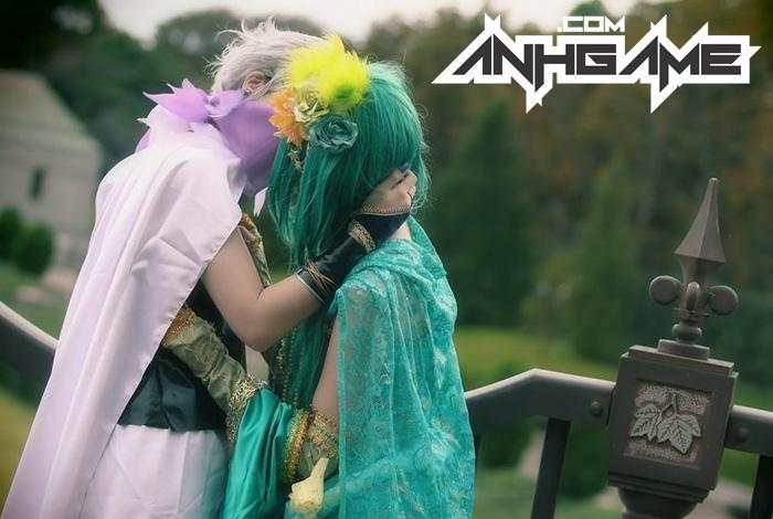 Final Fantasy IV: Nàng Rydia xinh đẹp của làng Mist - Ảnh 9