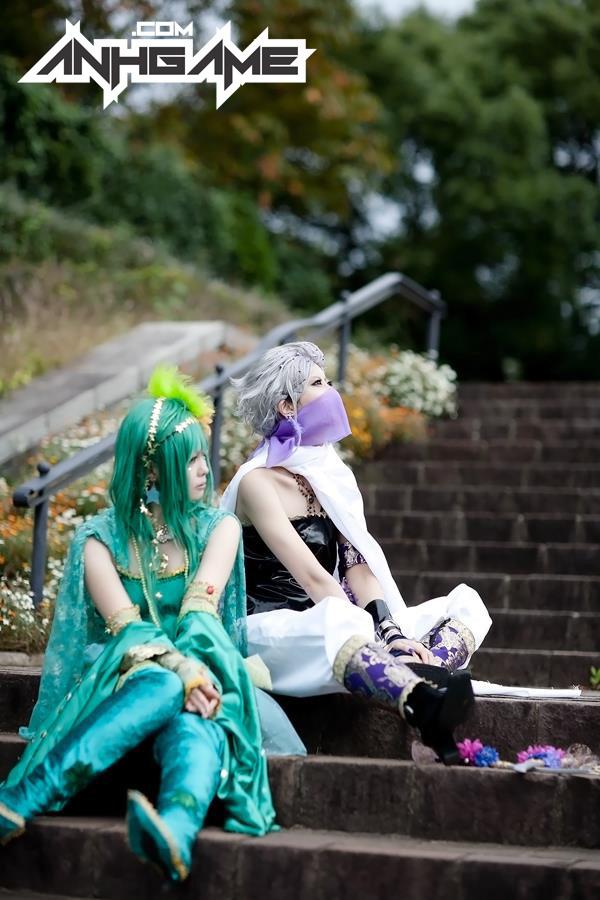Final Fantasy IV: Nàng Rydia xinh đẹp của làng Mist - Ảnh 15