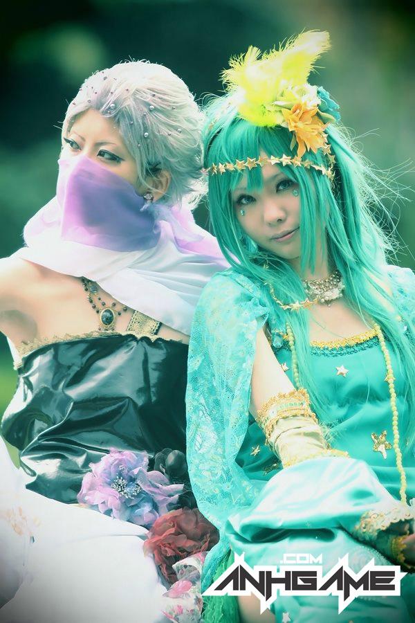 Final Fantasy IV: Nàng Rydia xinh đẹp của làng Mist - Ảnh 19
