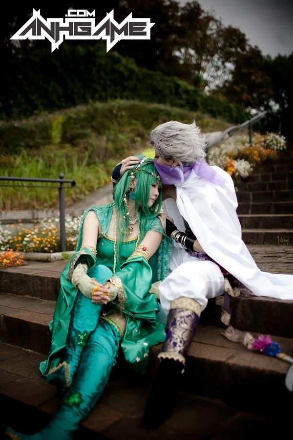 Final Fantasy IV: Nàng Rydia xinh đẹp của làng Mist - Ảnh 21