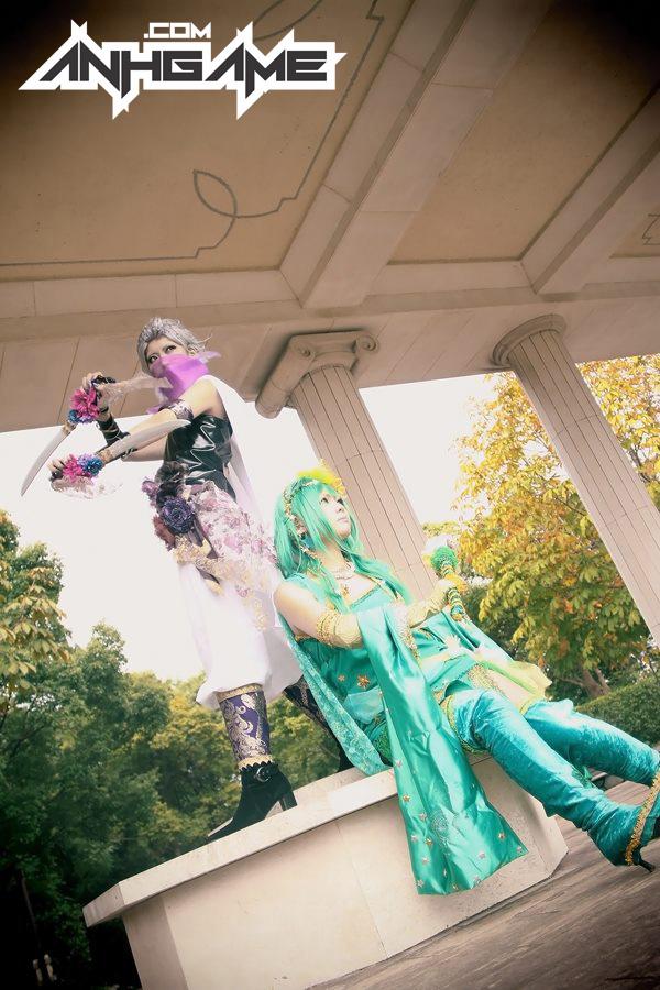 Final Fantasy IV: Nàng Rydia xinh đẹp của làng Mist - Ảnh 24