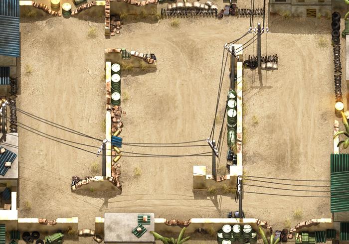 Bản đồ phác họa chiến trường trong BangBang Online - Ảnh 6